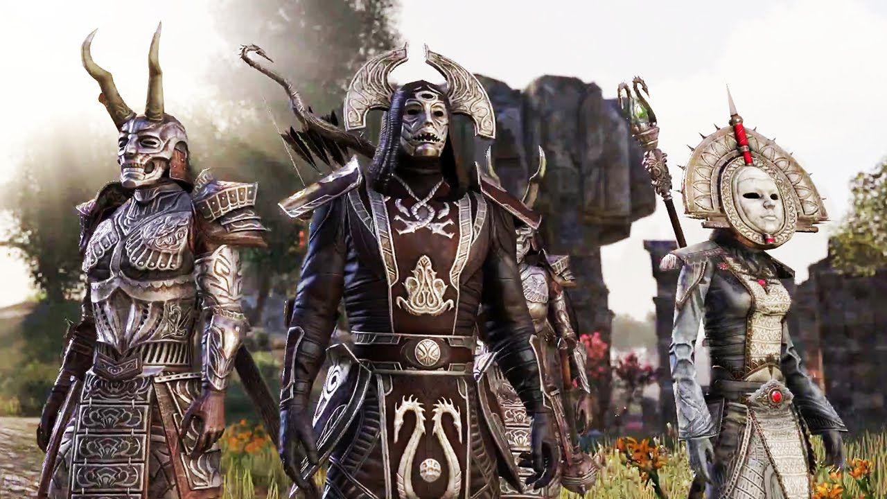 THE ELDER SCROLLS ONLINE – Tamriel Unlimited Gameplay (PS4 / Xbox One) #VideoJuegos #Consolas