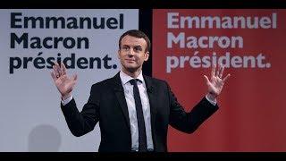 Оглушительная победа Макрона как хороший тренд для Европы и Украины