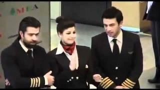 """"""" هور يا بو الهوارة """"دبكة لبنانية في مطار بيروت الدولي"""" تحميل MP3"""