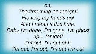 Jordin Sparks - I'm Out Tonight Lyrics