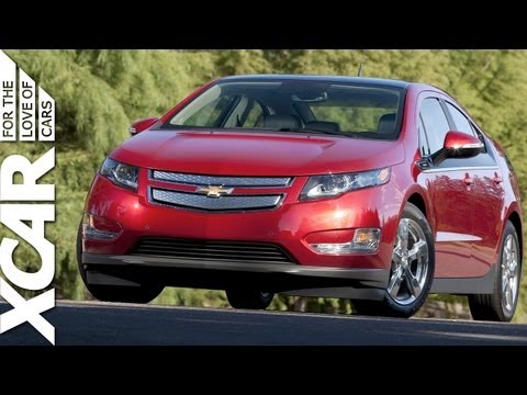Chevrolet Volt: The Saviour Of Cars? - XCAR