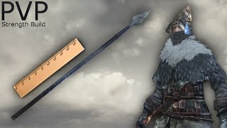Dark Souls 3 - Follower Javelin PvP
