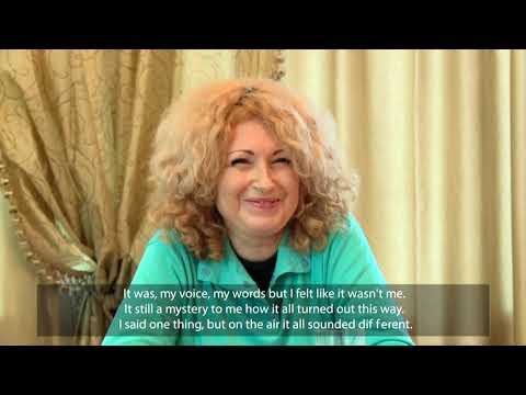 Ложные обвинения в адрес  Заикина С.Б. Признание Елены Горбачевой(основной обвинитель в уг.деле)