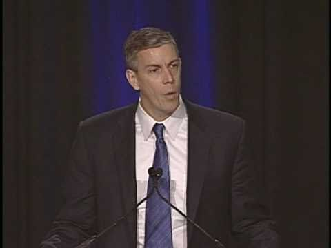 A Message From Arne Duncan