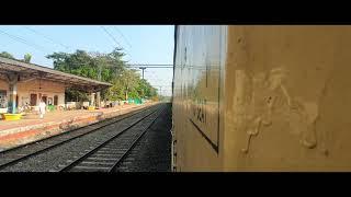 02640 Alappuzha - chennai special express passing kumbalam railway station