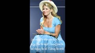 Kelli O'Hara-Finishing The Hat with Lyrics