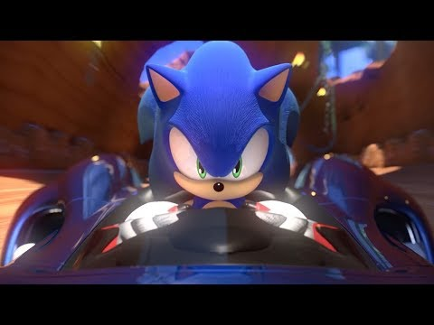 Trailer E3 2018 de Team Sonic Racing