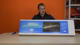 Подводная лодка на радиоуправлении / Dumas Akula RC submarine (Sub)