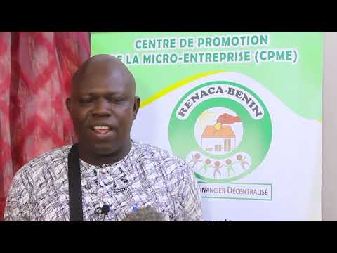 Enabel dote Renaca-Bénin d'un outil de promotion du financement agricole