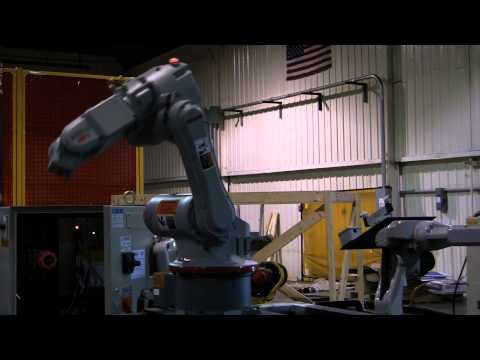 Motoman HP3 Robot Arm