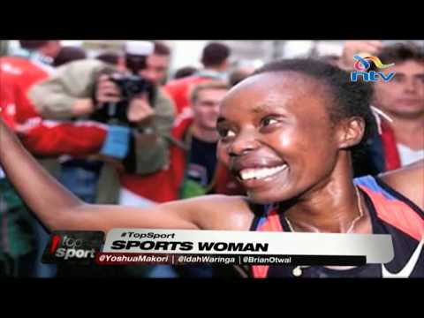 I run all the races without shoes - Tegla Lorupe || Top Sport