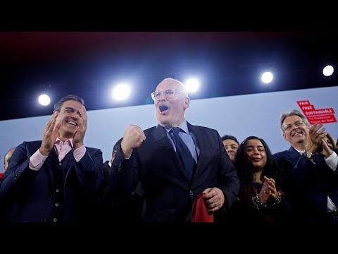 Επιβεβαιώθηκε η υποψηφιότητα Τιμερμανς από τους Ευρωπαίους Σοσιαλιστές…