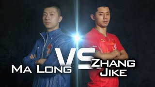 2014 Men's World Cup Highlights: MA Long vs ZHANG Jike (Final)