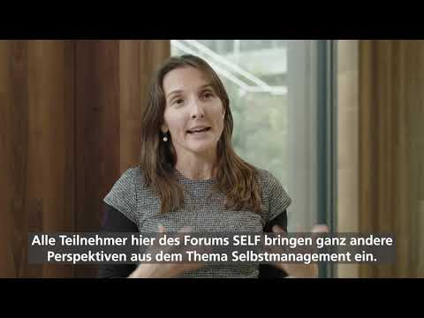Forum SELF – Nadine Stoffel-Kurt (deutsch)