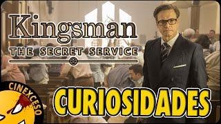Curiosidades de Kingsman: El Servicio Secreto | Mefe