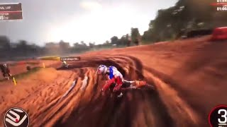 MXGP PRO - NEW GAMEPLAY. PORTUGAL TRACK | PS4