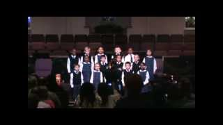 """Kindergarten - """"As With Gladness Men of Old"""" - Christmas Concert 2011"""
