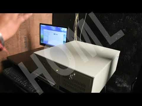 Dot Matrix Hologram Mastering Lab 2500 DPI