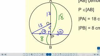 Eğitim Vadisi TYT Geometri 16.Föy Temel Kavramlar, Çemberde Açı Konu Anlatım Videoları