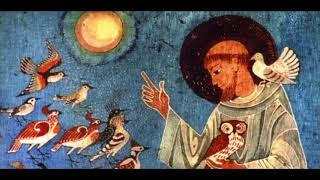 Pour célébrer la fête de Saint-François d'Assise