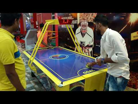 Fast Track Air Hockey Arcade Game Machine
