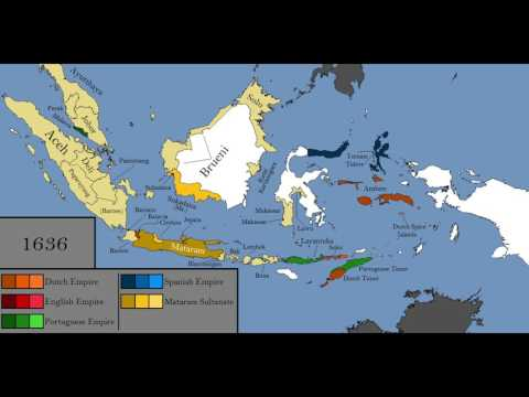 The History Of The Malay Archipelago: Every Year