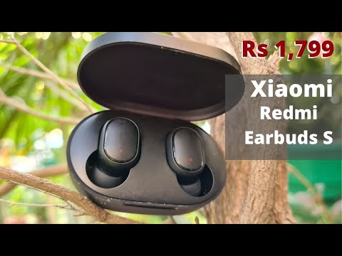 Xiaomi Redmi Earbuds S: First  Impression & Unboxing