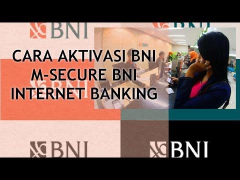#aktivasibnimsecure BNI M-Secure BNI Internet Banking