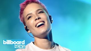 Halsey Shut Down Pregnancy Rumors Real Quick on Twitter | Haystack TV