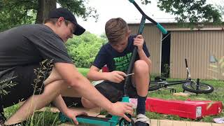 Chilli Pro Scooter Unboxing