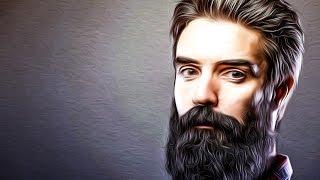Смотреть онлайн Как рисовать портрет человека с фотографии в фотошопе