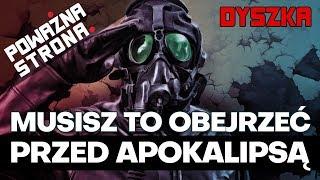 10 FILMÓW POSTAPOKALIPTYCZNYCH Do Zobaczenia Przed Apokalipsą - Poważna Dyszka #45