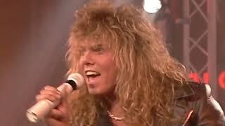 Europe - Superstitious (1988) [1080p]