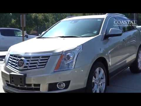 Pre-Owned 2015 Cadillac SRX AWD 4dr Performance Collection