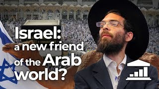 The new FRIENDSHIP between ISRAEL and the ARAB countries - VisualPolitik EN