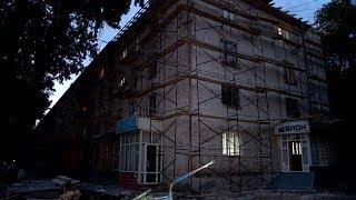 Жителям многоквартирного дома в Шымкенте хотят снести балконы
