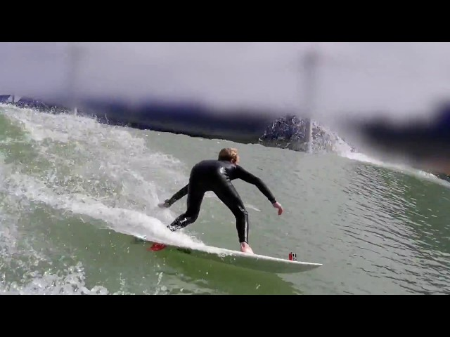 Kelly Slater's Surf Ranch - Public Session
