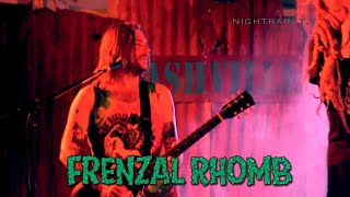 "Frenzal Rhomb ""Pigworm"" live at Thrashville 2018"