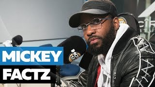 Funk Flex - MICKEY FACTZ FREESTYLE ON FLEX