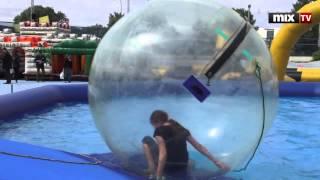 MIX TV: Lido открывает самый большой парк атракционов в Риге!