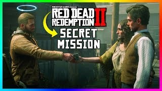 This SECRET Mission In Red Dead Redemption 2 Reveals What Finally Happened To Mrs. Downes & Her Son!