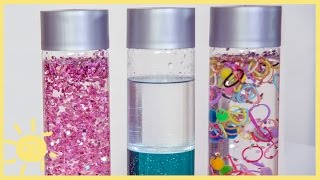 PLAY | Sensory Water Bottles
