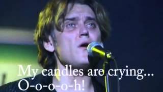 Gorky Park  - Two Candles (Две свечи) - Караоке (Karaoke) - действительно караоке (146%)
