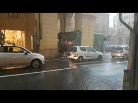 DOPO DIVERSE GIORNATE DI CALDO ORA ARRIVA L'ALLERTA GIALLA PER I TEMPORALI