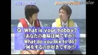OHNO SATOSHI 34th Birthday