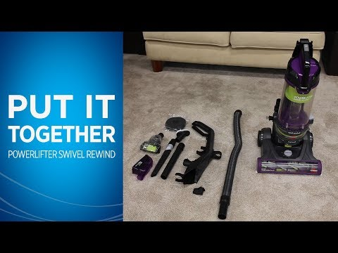 Powerlifter Swivel Rewind Pet 2259 Bissell Vacuum Cleaners