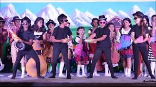 """""""Dragon Days"""" - Aga Khan Academy Hyderabad Junior School 2017 musical"""