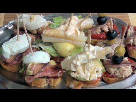 Tip na Pinchos: 3 španělské jednohubky