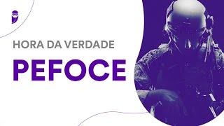 Hora da Verdade PEFOCE: Língua Portuguesa - Prof. Suellen Borges