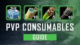 Play Beyond Your Class - Pots & Consumes in PvP